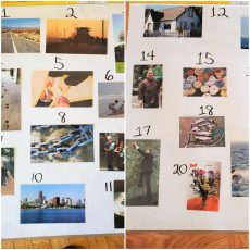 Virtual Idea 1: Using images before and during a facilitated virtual session