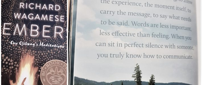 Silence … a gift to facilitation and conversation (Excerpt 1 from my summer reading list)