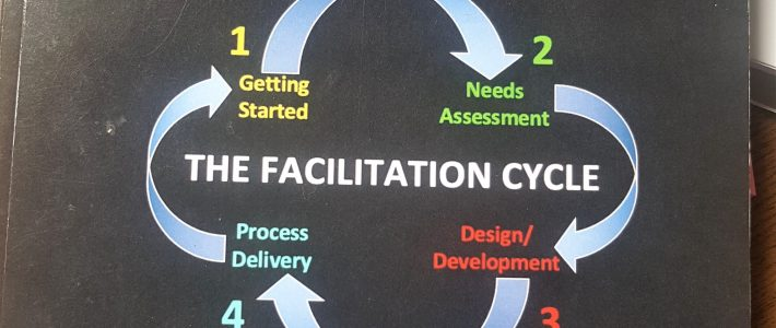 """""""facilitating authentic participation"""": a great book with 4 stages, 7 phases for success"""